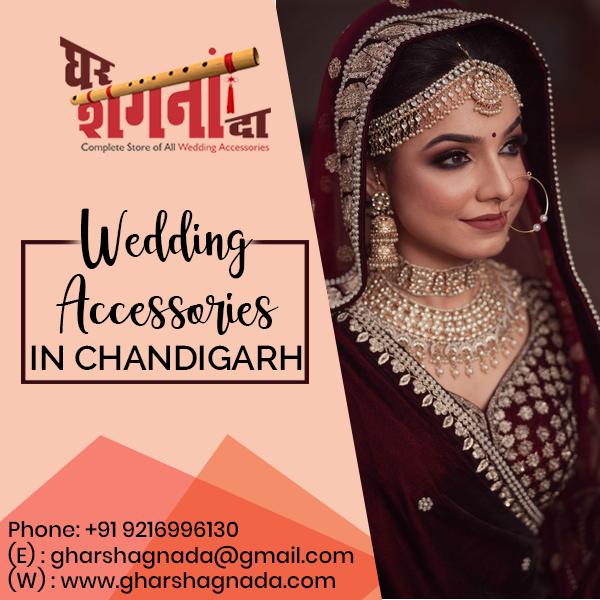 Rental Wedding Accessories In Chandigarh